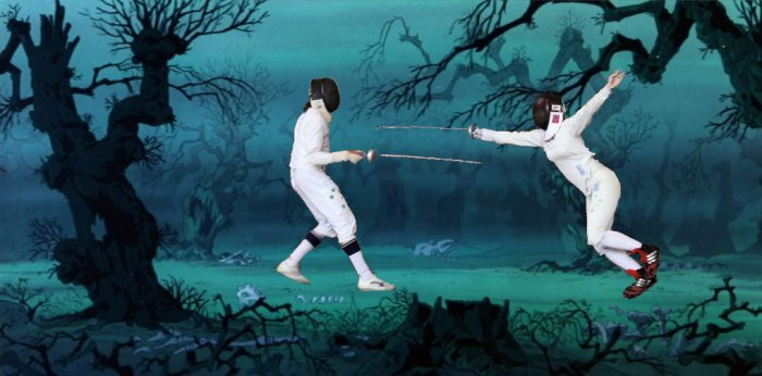 MidwinterFencing
